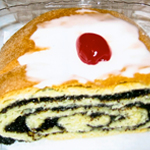 Authenitic Poteca (Poppyseed Roll)